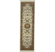 Link to 3' x 9' 10 Tabriz Design Runner Rug