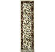Link to 2' 8 x 11' 10 Tabriz Design Runner Rug