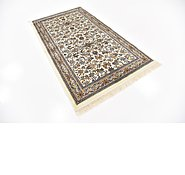 Link to 3' 7 x 6' 7 Kashan Design Rug