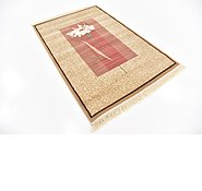 Link to 3' 7 x 5' 5 Reproduction Gabbeh Rug