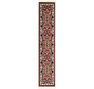 Link to 2' 7 x 13' Tabriz Design Runner Rug