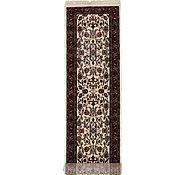 Link to 2' 7 x 11' 10 Tabriz Design Runner Rug