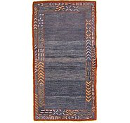 Link to 2' 5 x 4' 5 Reproduction Gabbeh Rug