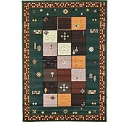 Link to 5' 9 x 8' 4 Reproduction Gabbeh Rug