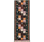 Link to 3' x 9' 8 Reproduction Gabbeh Runner Rug