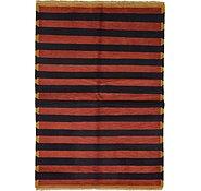 Link to 5' 6 x 7' 10 Indo Tibet Rug