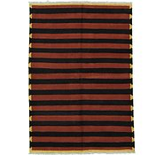 Link to 5' 9 x 7' 7 Indo Tibet Rug