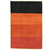 Link to 4' x 5' 8 Indo Tibet Rug