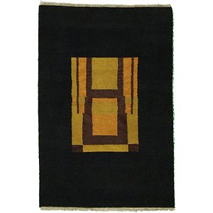 Unique Loom 4' 2 x 6' Indo Tibet Rug