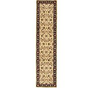 Link to 2' 7 x 11' 5 Classic Agra Runner Rug
