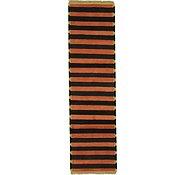 Link to 2' 8 x 9' 9 Indo Tibet Runner Rug