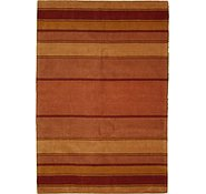 Link to 6' 6 x 9' 7 Reproduction Gabbeh Rug