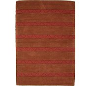 Link to 4' x 5' 9 Reproduction Gabbeh Rug