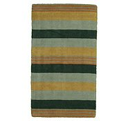 Link to 2' 9 x 4' 6 Reproduction Gabbeh Rug