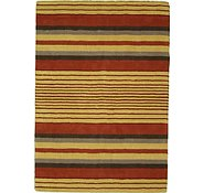 Link to 5' 7 x 8' Reproduction Gabbeh Rug