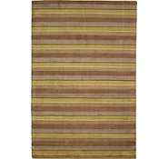 Link to 6' 6 x 9' 10 Reproduction Gabbeh Rug