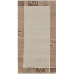 HandKnotted 2' 5 x 4' 6 Indo Tibet Rug