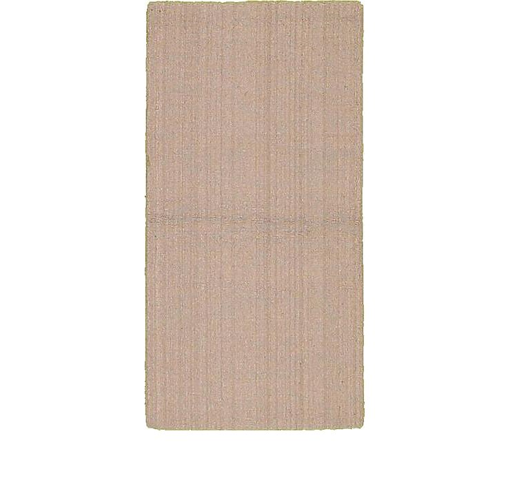 Beige Reproduction Gabbeh Rug