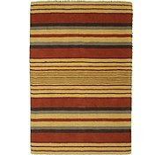 Link to 4' 1 x 6' Reproduction Gabbeh Rug