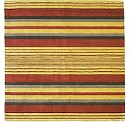 Link to 8' 4 x 8' 4 Reproduction Gabbeh Square Rug