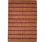 Link to 6' 6 x 9' 9 Reproduction Gabbeh Rug