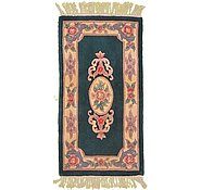 Link to 2' 3 x 4' 3 Carved Pekin Rug