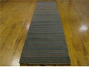 Link to 2' 8 x 11' 5 Reproduction Gabbeh Runner Rug