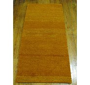Link to 2' 2 x 4' 4 Indo Gabbeh Rug