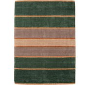 Link to 5' 9 x 8' Reproduction Gabbeh Rug