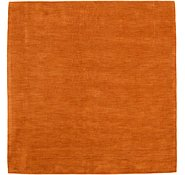 Link to 8' x 8' 3 Reproduction Gabbeh Square Rug