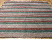 Link to 8' x 8' 4 Reproduction Gabbeh Square Rug