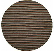 Link to 6' 5 x 6' 5 Reproduction Gabbeh Round Rug