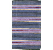 Link to 2' 9 x 4' 7 Reproduction Gabbeh Rug