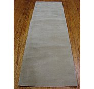 Link to 2' 8 x 7' 10 Reproduction Gabbeh Runner Rug