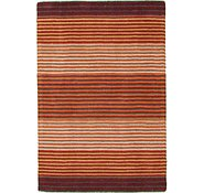 Link to 4' 3 x 6' Reproduction Gabbeh Rug
