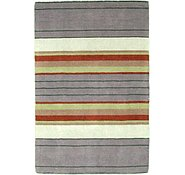 Link to 3' 11 x 5' 11 Reproduction Gabbeh Rug