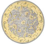 Link to 9' 7 x 9' 7 Classic Agra Round Rug