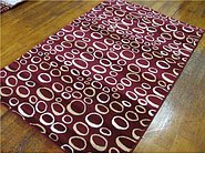 Link to 3' 9 x 6' Reproduction Gabbeh Rug