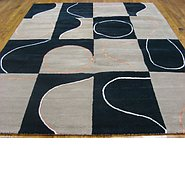 Link to 7' 8 x 10' Reproduction Gabbeh Rug