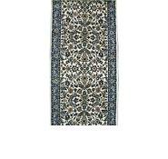 Link to 2' 7 x 66' 3 Kashan Design Runner Rug