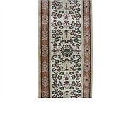 Link to 2' 7 x 67' 3 Tabriz Design Runner Rug