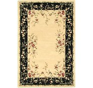 Link to 6' 5 x 9' 9 Classic Aubusson Rug