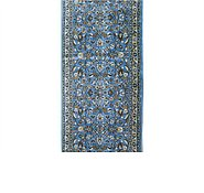 Link to 2' 7 x 66' 3 Tabriz Design Runner Rug
