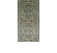 Link to 2' 7 x 99' 5 Kashan Design Runner Rug