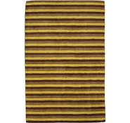 Link to 6' 5 x 9' 9 Reproduction Gabbeh Rug