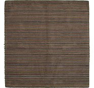 Link to 6' 6 x 6' 7 Reproduction Gabbeh Square Rug