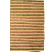 Link to 6' 6 x 10' 1 Reproduction Gabbeh Rug