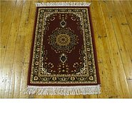 Link to 2' x 3' Kashan Design Rug