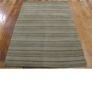 Link to 3' 11 x 6' Reproduction Gabbeh Rug