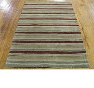 Link to 3' 10 x 5' 11 Reproduction Gabbeh Rug